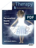 CyberTherapy & Rehabilitation, Issue 4 (1), Spring 2011.