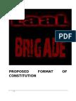 LAAL Brigade Constitution