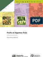 Codex us Fruit Et Legumes