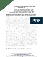 PROCESSO DE RECUPERAÇÃO DA VIOLÊNCIA INTRAFAMILIAR