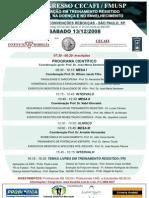 II Congresso CECAFI / FMUSP- Atualização em Treinamento Resistido