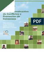 Manejo Constructivo Del Conflicto y Consensos