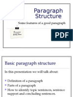 Paragraph Structure EFL2[1]