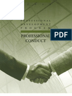 NCARB - Professional Conduct