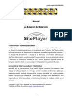 Manual Programacion Site Player S310265