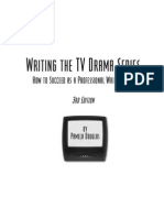 Writing the TV Drama Series 3rd edition