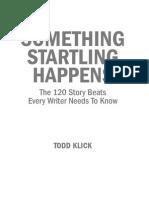 Something Startling Happens sample PDF