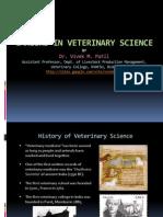 Careers in Veterinary Science
