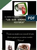 CONFERENCIA HIMNO NACIONAL