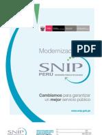 Modernizac SNIP Final