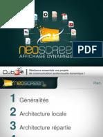 Presentation Neoscreen 4.3