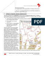Office of Planning's Setdown Report re 1711 Florida Avenue LLC Proposal