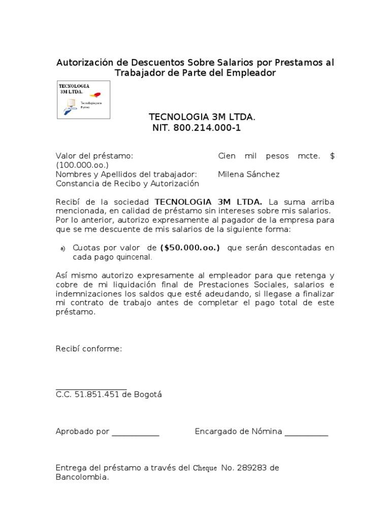 Lujo Plantilla Para Acuerdo De Préstamo Ideas - Ejemplo De Colección ...