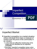 Imperfect Competition Ppt