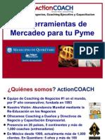 Acton 21 Herramientas de Mercadeo Para Tu Pyme