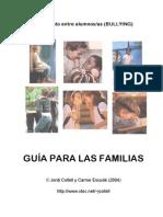 Guia de Bullying Para Las Familia