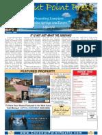 Coconut Point Press January 2008