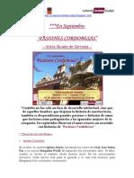 """""""Pasiones Cordobesas""""- Martes y Jueves de Septiembre- Visita Guiada de Cortesía-"""