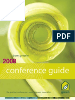West Coast Green - Conference Guide 2008