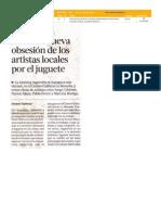 Prensa 24 de Mayo La Tercera