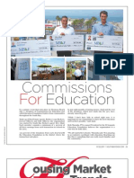 Commissions For Education / South Bay Real Estate Market Trends