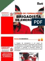 TREINAMENTO DE BRIGADA 2011