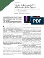 Estructura Electrónica de los Átomos