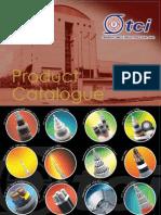 Catalogue Cable - Tenaga Cable Industries