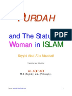 Purdah and the Status of Women in ISLAM by Maududi