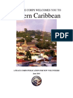 Peace Corps Eastern Caribbean Welcome Book - June 2011