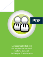 Responsabilidad Civil Del Empleador Frente Al SGRP