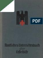 Amtliches Unterrichtsbuch über Erste Hilfe