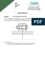 Konstruktion I-II Lsungen H2008