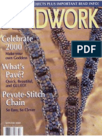 Beadwork 2000 Winter
