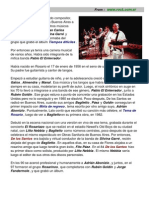 Lalo de los Santos - Rosarinos - Reseñas