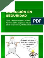 INDUCCIÓN EN SEGURIDAD OPERATIVA