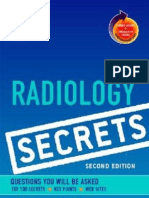 Radiology Secrets - 2nd Ed