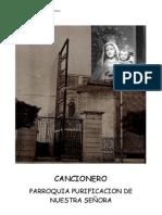 CANCIONERO Parroquia Purificación de Nuestra Señora