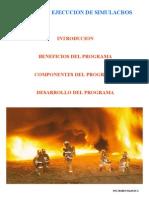 DISEÑO Y EJECUCION DE SIMULACROS
