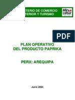 Pymex Ppk Plan Operativo Arequipa