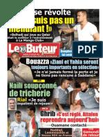LE BUTEUR PDF du 23/07/2011