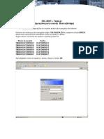 DSL-500T - Telemar - Configuracoes Para o Modo Bridge)