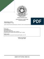 Projeto de Lei PNE 2011-2021[1]