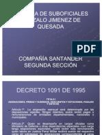 004 Decreto 1091 de 1995