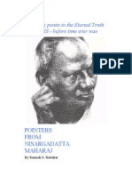 nisargadatta maharaj - ebook - pointers from nisargadatta - searchable