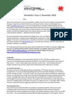 Upsilon-Xi.net 10-02 Newsletter November 2010