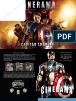 Capitan America - Revista Cinerama