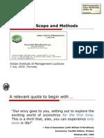 S01 ME Y1011 Economics Scope&Methods
