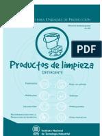 elaboracion de detergentes[2]