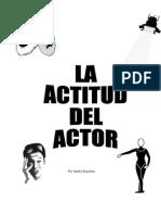 La Actitud Del Actor - Sandra